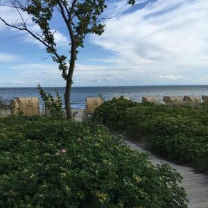Urlaub an der Ostsee bei Familie Rudnik